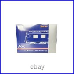 Rame 6 éléments 4010.04 Transalpin OBB, Ep IV digital son 3R -H0 1/87- ROCO 7905