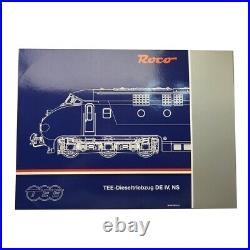 Rame TEE 4 éléments NS Ep III IV digital son 3R-HO 1/87-ROCO 78069