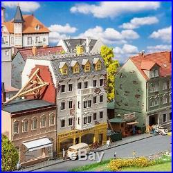 Rangées de maisons urbaines-HO 1/87-FALLER 191748