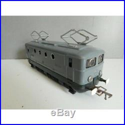 Rare 1 Locomotive Jep Bb 8101 Grise Echelle O