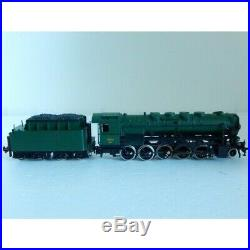Rare 1 Locomotive Vapeur 150 25021 Modele Belge Ho Jouef