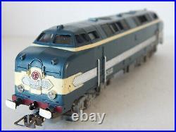 Rare Hornby Locomotive Diesel 060 Db Sncf En Superbe Etat Ho Sans Boite