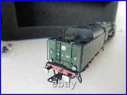 Rare Jouef Hj 2073 Locomotive Vapeur 141 R 1187 Sncf Livre Patrimoibe Boite Ho