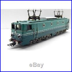 Rare Locomotive Gerard Tab CC 7107 Ho Fonctionne En 3 Rails
