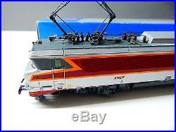 Rare locomotive cc 21001 jouef champagnole ref 844200 en boite d'origine