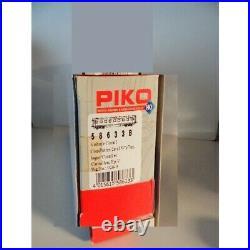 Réf 33 A 33 B 33 C PIKO SUPERBE COFFRET 3 VOITURES CORAIL NUIT LOGO CAMILLON H