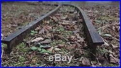 Reseau ferroviaire vapeur vive portable 5 pouce Train de Jardin Voie ferree