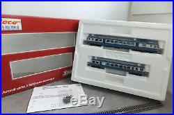 Roco Ref 4176 A Coffret Autorail X 2800 Sncf Avec Sa Remorque