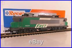 Roco Ref 63780 Loco Motrice Sncf Bb 407206 Fret Comme Neuve En Boite