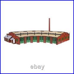 Rotonde à 6 locomotives -HO-1/87-VOLLMER 45758