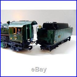 Superbe Et Rare Locomotive 141 R 1187 Superdetailler Champagnole Ho