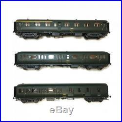 Set Express Nord, A7 B9 B5d Ep IV SNCF-HO-1/87-LSMODELS 40329