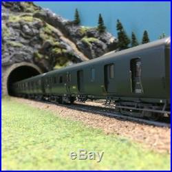 Set Express Nord, B11 B11 B4d Ep IV SNCF-HO-1/87-LSMODELS 40330