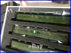 Set LS Models Rapide Nord ep II 3 voitures dont fourgon bagages HO 1/87