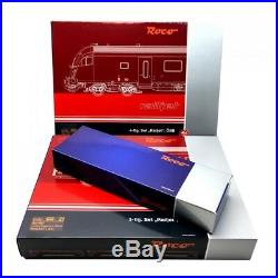 Set complet Railjet ÖBB Ep VI -HO 1/87-ROCO 74114