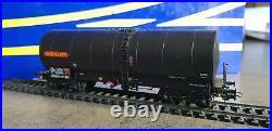 Set de 3 wagons-citernes citernes Fauvet Girel REE HO