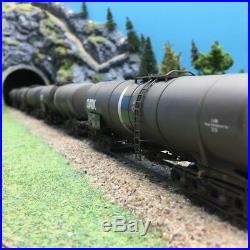 Set de 6 wagons citerne GATX Ep VI-HO 1/87-ROCO 75972