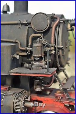 Spur 1, Kiss BR 86 271 der DB, Art. Nr. 500034 patiniert-gealtert