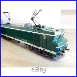 Superbe Locomotive Cc6539 Maurienne Jouef Champagnole Ho