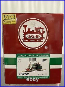 T678 Lgb 23252 S Locomotive Columbus Neuve Boite Origine