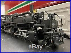 T679 Lgb 20892s Locomotive Vapeur 251 Sumpter Valley Ry Neuve Boite Origine