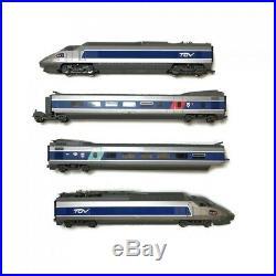 TGV 4 éléments Sud-Est SNCF-HO 1/87-JOUEF HJ2356