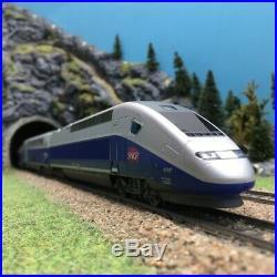 TGV Euroduplex 4722 carmillon 4 éléments SNCF Ep VI digital son 3R-HO 1/87-JOUEF