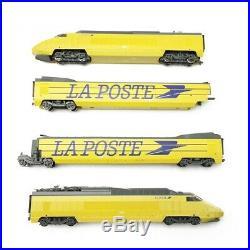 TGV La Poste Ep V SNCF-HO 1/87-JOUEF HJ2357 DEP227-001