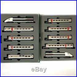 TGV Lyria 10 éléments 4412 Sncf époque VI-N-1/160-KATO 10920