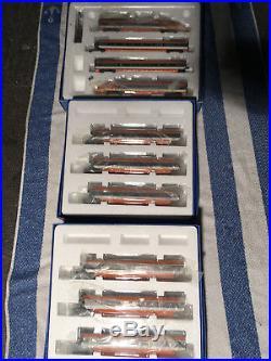 TGV Sud-Est HJ2012 HJ4015 HJ4016 en 10 éléments
