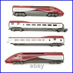 TGV Thalys PBKA 4 éléments SNCF Ep VI-HO 1/87-JOUEF HJ2358