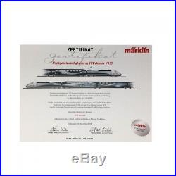 TGV V150 Record du Monde SNCF digital sonore 3R-HO 1/87-MARKLIN 37797