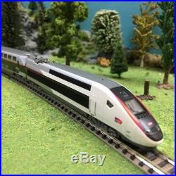 TGV duplex 10 éléments Carmillon Sncf époque VI-N-1/160-KATO 10921