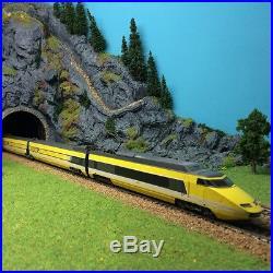 TGV la poste livrée d'origine-HO-1/87-JOUEF HJ2209