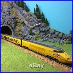 TGV la poste nouveau logo-HO-1/87-JOUEF HJ2064