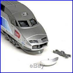 TGV réseau Lacroix 10 éléments SNCF-N-1/160-KATO 10925