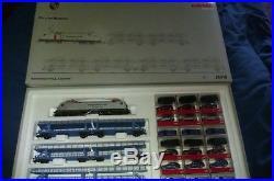 Train Marklin Ho Porsche Tres Beau Neuf