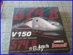 Tgv V150 record du monde HJ2058