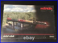 Train Marklin Mini Club