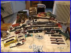 Train miniature en N