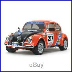 VW Beetle Rally 4WD 1/10 TAMIYA 58650