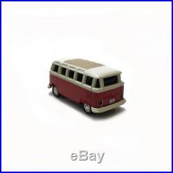 VW Combi Split Samba RC-HO-1/87-CARSON 500504119