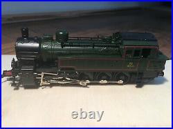 Vapeur 050 Fleischmann SNCF Verte noire