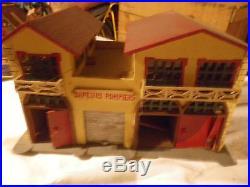 Village Grosjeanville La Vache Serieuse 1959 Rare / Modelisme Ferroviaire Jouef