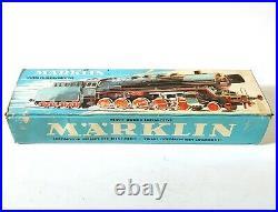 Vintage Marklin H0 3046 Lourd Marchandises Locomotive Good Fonctionne W782