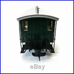 Voiture Rh. B. C 209 train de jardin-G 1/22.5-LGB 33402
