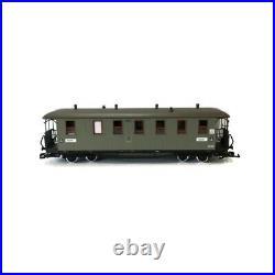 Voiture S. St. E (Saxon) CL4 train de jardin-G 1/22.5-LGB 31354