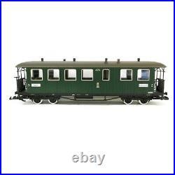 Voiture S. St. E (Saxon) mixte CL2 / CL3 train de jardin-G 1/22.5-LGB 31355
