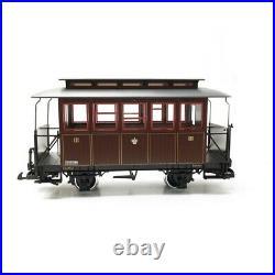 Voiture de tourisme 3 CL train de jardin-G 1/22.5-LGB 35095