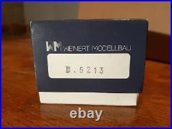 WEINERT 6213 99 5906 Schmalspur-Dampflok der Harz-Querbahn mit Mabuchi-Motor